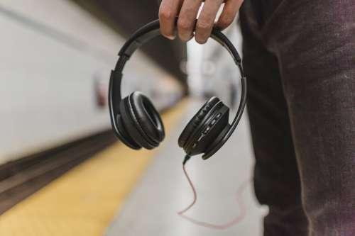 Headphones Over Ear Photo