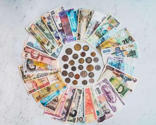 International Money Photo