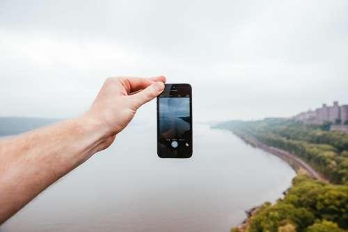 iPhone Photography Landscape Photo