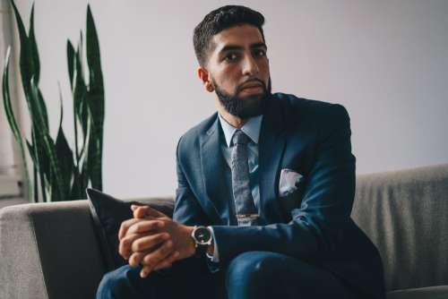 Man In Formalwear Photo