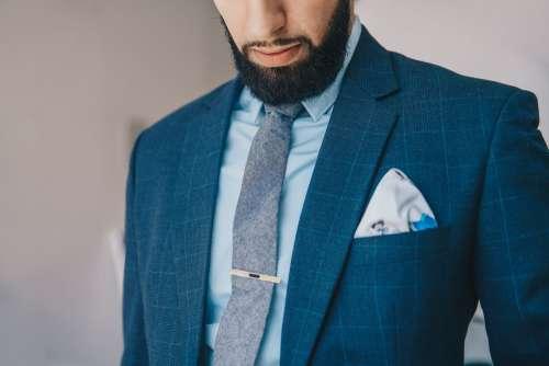 Mens Business Fashion Photo