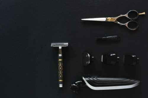 Mens Grooming Supplies Photo