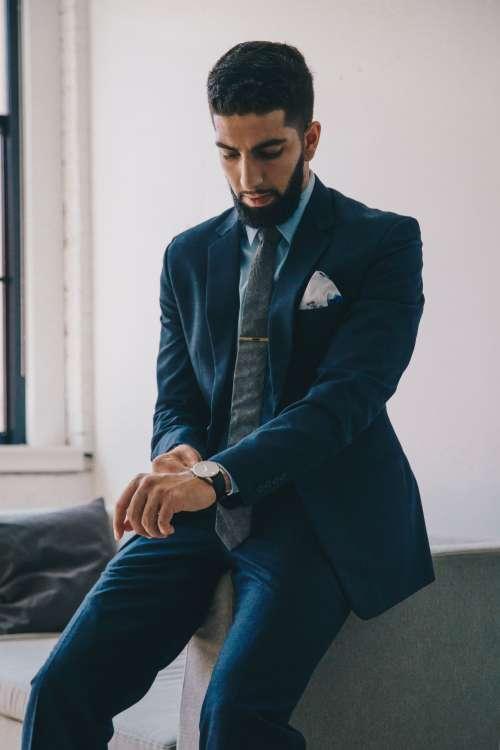 Mens Stylish Formalwear Photo
