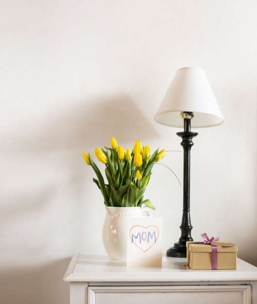 Mothers Day Side Table Photo
