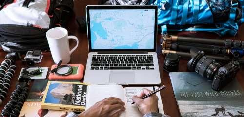 Preparing For Travel Photo