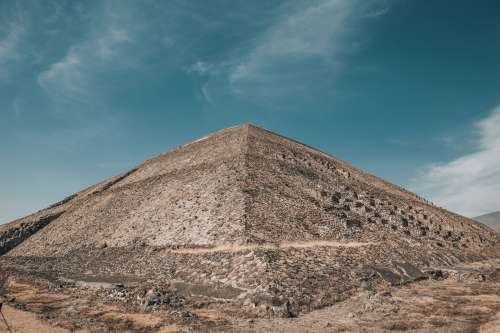 Pyramid Of The Sun Photo