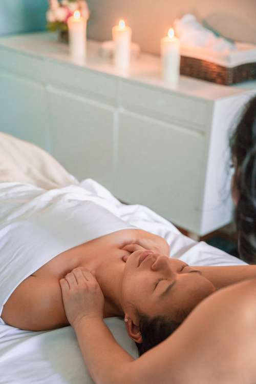 Relaxing Spa Treatment Photo