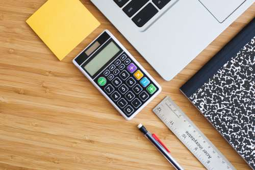 School And Study Supplies Photo