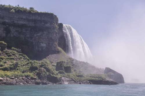 Summer At Niagara Falls Photo