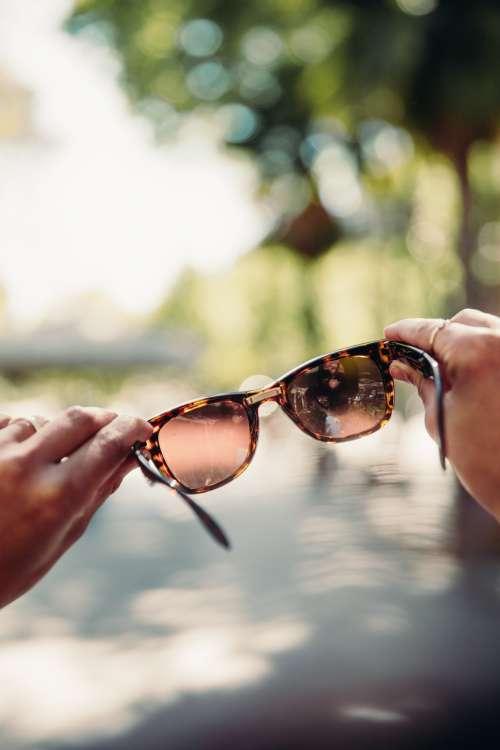 Summer Sunglasses Photo