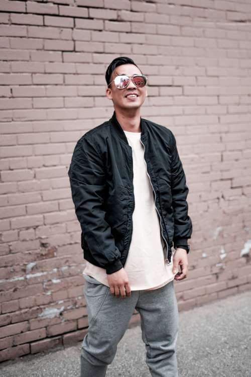 Urban Men's Fashion Photo