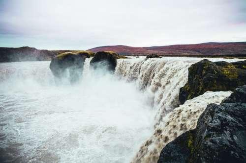 Waterfall Rapids Photo