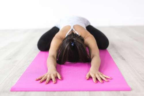 Yoga Stretch Photo