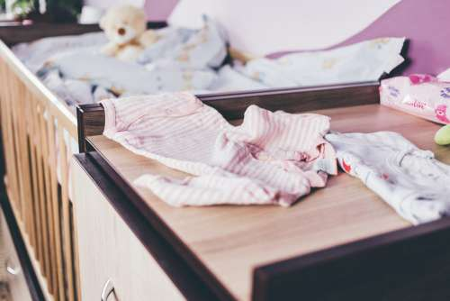 Baby crib furniture