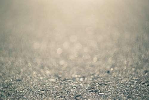 Blurred asphalt