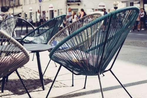 Café outdoor furniture 2