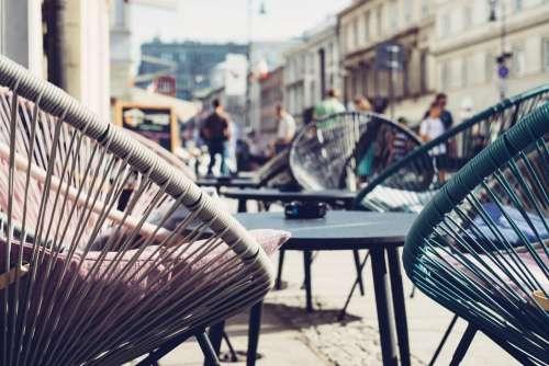 Café outdoor furniture 3