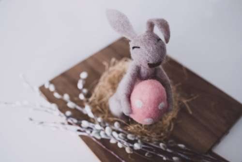 Easter bunny 4