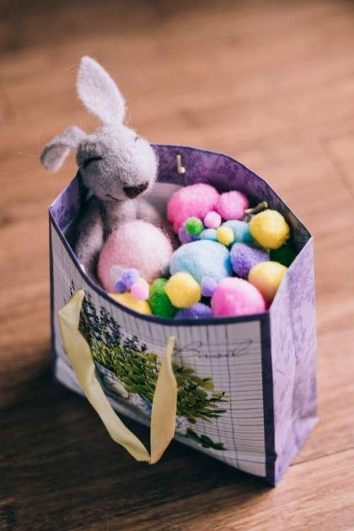 Easter bunny gift 5