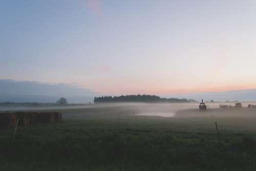 Evening mist 3