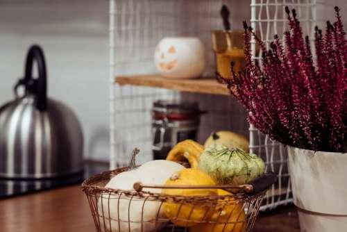 Halloween kitchen decoration 2