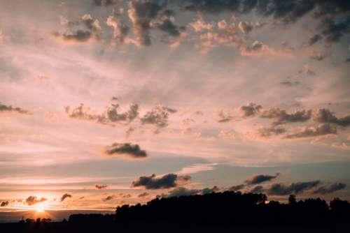 Late sunset 5