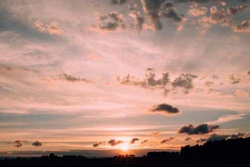 Late sunset 6