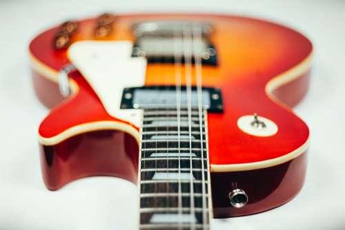 Les Paul guitar 2