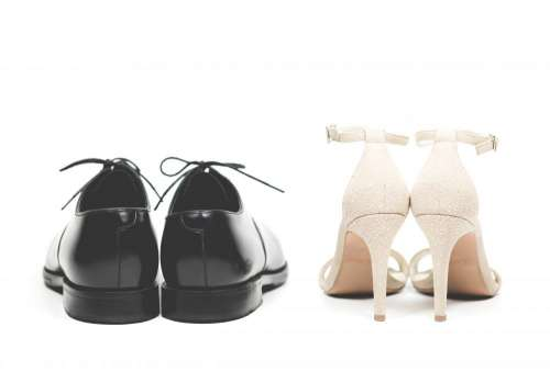 Men's and women's shoes