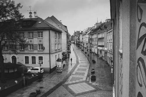 Olsztyn – Old Town