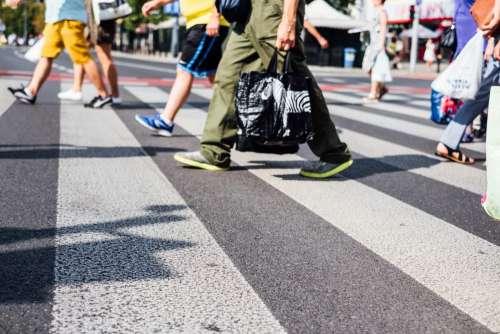 Pedestrian crossing 3