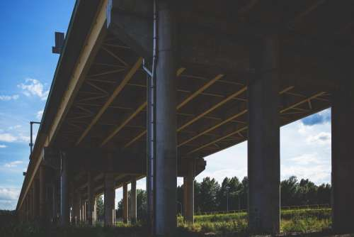Under the overpass 3