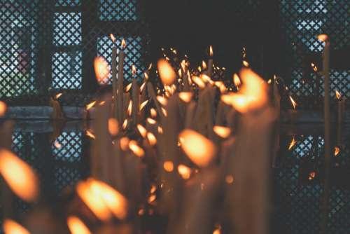 Votive candles 2