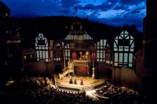 Oregon Shakespeare Festival theatre free photo