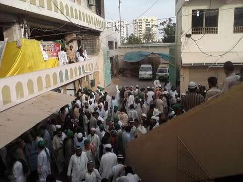 Aitikaf At Faizan e Madinah Karachi free photo