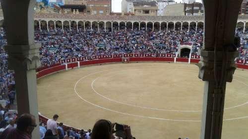 Albacete Bullring Stadium in Spain free photo