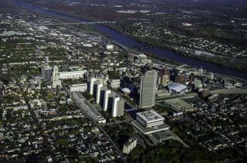 Albany Cityscape in New York free photo
