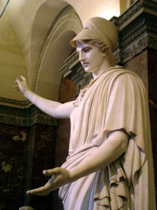 Athena of Velletri in Italy free photo