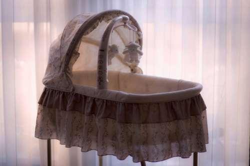 Baby Crib Image free photo