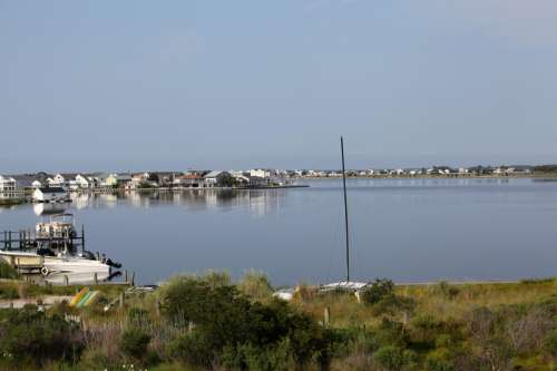 Bay at Fenwick Island in Delaware free photo
