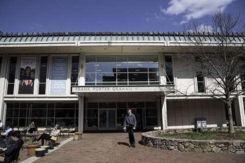Bookstore at UNC Chapel Hill, North Carolina free photo