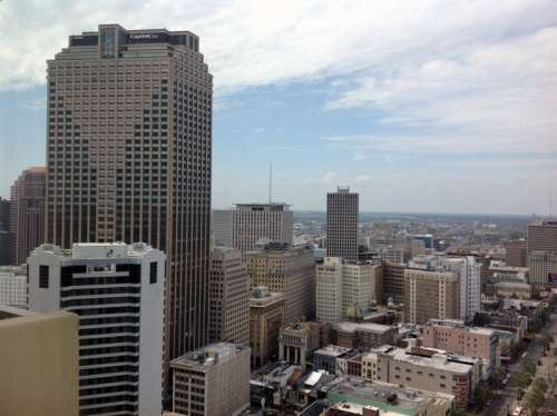 Buildings and Cityscape in New Orleans, Louisiana free photo