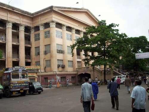 Calcutta Medical College in Kolkata, India free photo