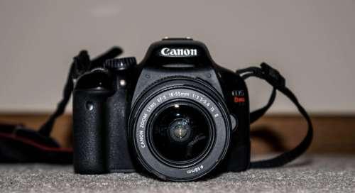 Canon Camera free photo