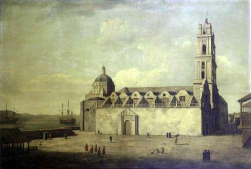 Cathedral at Havana, Cuba free photo