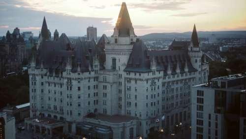 Chateau laurier hotel Ottawa, British Columbia, Canada free photo