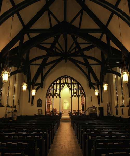 Christ Church Cathedral in Indianapolis, Indiana free photo