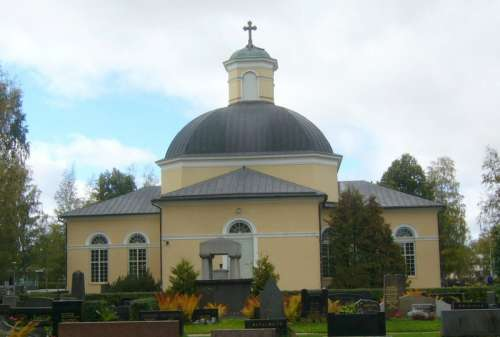 Church Building in Kurikka, Finland free photo