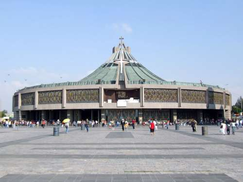Church in Mexico City free photo