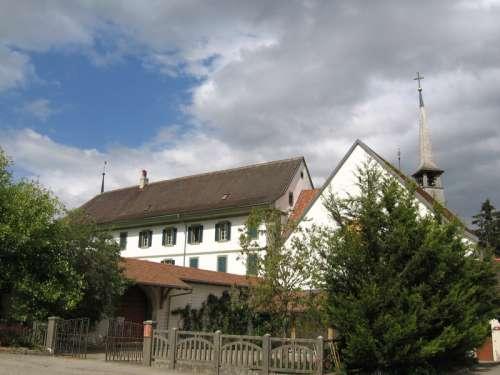 Cistercian Abbey De La Fille-Dieu in Romont, Switzerland free photo